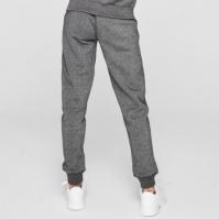 Pantaloni jogging SoulCal Signature pentru Femei inchis gri carbune m