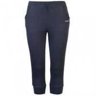 Pantaloni jogging LA Gear trei sferturi Interlock pentru Femei