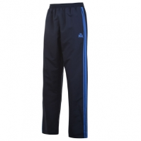 Pantaloni Lonsdale 2 cu dungi fara mansete Woven pentru Barbati