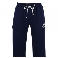 Pantaloni jogging Lonsdale Box trei sferturi pentru Barbati