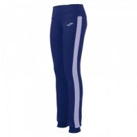 Pantaloni lungi Joma Bella bleumarin-lavender