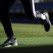 Pantaloni lungi Joma Champion Iv bleumarin-alb