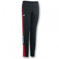 Pantaloni lungi Joma Champion Iv negru-rosu pentru Femei