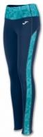 Pantaloni lungi Joma Free II bleumarin-turcoaz