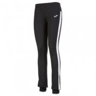 Pantaloni lungi Joma negru-alb