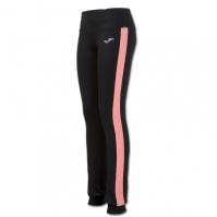 Pantaloni lungi Joma negru-coral