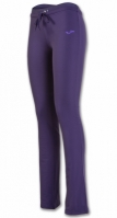Pantaloni lungi Joma Tight alergare Purple