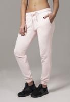 Pantaloni model tip catifea pentru Femei roz Urban Classics