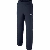 Pantaloni Nike B N45 Core BF Cuff bleumarin 619089 451 pentru copii