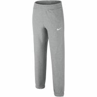 Pantaloni Nike B N45 Core BF Cuff gri 619089 063 pentru copii
