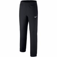 Pantaloni Nike B N45 Core BF Cuff negru 619089 010 pentru copii