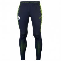 Pantaloni Nike Manchester City Strike 2018 2019 pentru Barbati