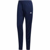 Pantaloni Adidas Condivo 18 antrenament W bleumarin CV8244 femei teamwear adidas teamwear