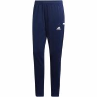 Pantaloni Adidas Team 19 Track W bleumarin DY8827 femei teamwear adidas teamwear