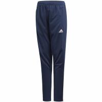 Pantaloni antrenament sport Adidas TIRO 17 bleumarin BQ2726 copii teamwear adidas teamwear