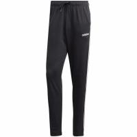 Pantaloni barbati adidas Essentials 3 Stripes conici SJ OH negru DU0456