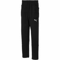 Pantaloni for Puma Liga Casuals negru 655635 03 baiat pentru barbati