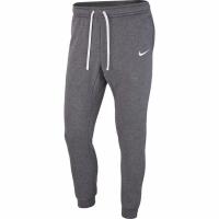 Pantaloni Nike CFD FLC TM Club 19 gri AJ1549 071 pentru copii