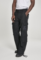 Pantaloni Cargo Vintage negru Brandit