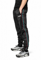 Pantaloni Pusher Hustle Track negru