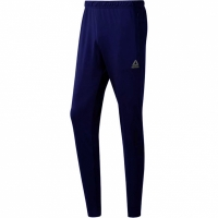 Pantaloni Reebok Workout Ready Trackster , bleumarin CW5030 barbati