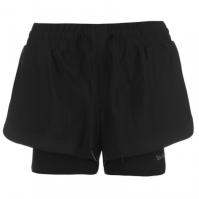 Pantaloni scurti USA Pro 2in1 pentru Femei