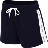 Pantaloni scurti 4F H4L19 SKDD002 30S bleumarin inchis femei