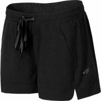 Pantaloni scurti 4F H4L19 SKDT001 20S negru femei