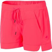 Pantaloni scurti 4F H4L19 SKDT001 55N Fuchsia Neon femei