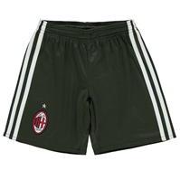 Pantaloni scurti adidas AC Milan Third 2016 2017 pentru baietei