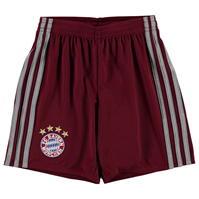 Pantaloni scurti adidas Bayern Munich UCL 2016 2017 pentru baietei