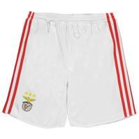 Pantaloni scurti adidas Benfica Home 2016 2017 pentru baietei