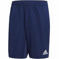 Pantaloni scurti Adidas Condivo18 Woven barbati bleumarin CV8251 adidas teamwear