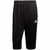 Pantaloni adidas Core 18 3/4 negru CE9032 barbati
