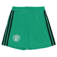 Pantaloni scurti adidas Manchester United Acasa Portar 2018 2019 pentru copii