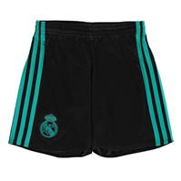 Pantaloni scurti adidas Real Madrid Away 2017 2018 pentru copii