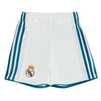Pantaloni scurti adidas Real Madrid Home 2017 2018 pentru copii