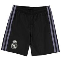 Pantaloni scurti adidas Real Madrid Third 2016 2017 pentru copii