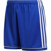 Pantaloni scurti Adidas Squad 17 SHO W albastru S99152 femei teamwear adidas teamwear
