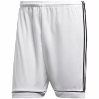 Pantaloni scurti adidas SQUADRA 17 alb and negru BJ9227 copii teamwear adidas teamwear