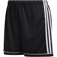 Pantaloni scurti Adidas Squadra 17 W negru BK4778 femei teamwear adidas teamwear