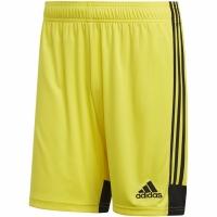 Pantaloni scurti adidas Tastigo 19 galben DP3249 pentru Barbati