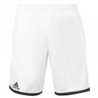 Pantaloni scurti adidas tenis Cliamlite Court pentru Barbati alb negru