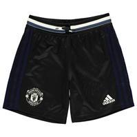 Pantaloni scurti antrenament adidas Manchester United pentru copii
