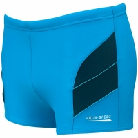 Pantalon scurt inot AQUA-SPEED ANDY albastru-bleumarin 24 349