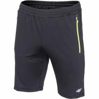 Pantaloni scurti barbati 4F H4L19 SKMF004 20S negru intens