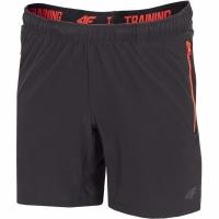Pantaloni scurti barbati 4F H4L19 SKMF006 20S negru intens