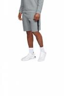 Pantaloni scurti barbati Microthread Fleece Shorts Grey Under Armour