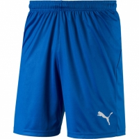 Pantaloni scurti barbati Puma Liga Core albastru 703436 02