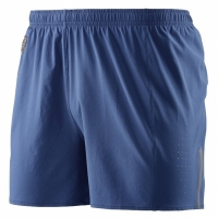 Pantaloni scurti barbati Skins Network 4 Inch albastru SP00321542028